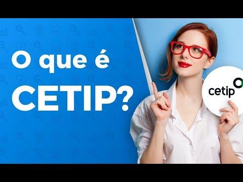 O que é CETIP?