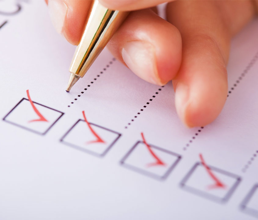 Checklist do investidor: em qual dos 5 passos você se encontra?
