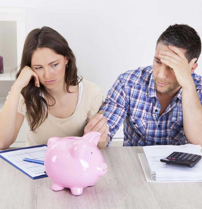 5 situações que te deixam financeiramente abalado