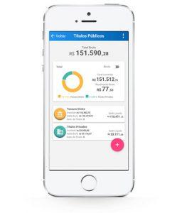 carteira aplicativo renda fixa